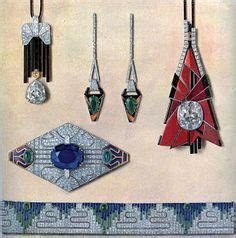 outstanding jewelry design on cartier deco and epoque
