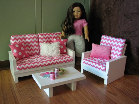 american doll furniture american sized living room 18 doll furniture