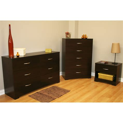 Walmart Dressers And Nightstands by South Shore Soho 2 Dresser And Nightstand