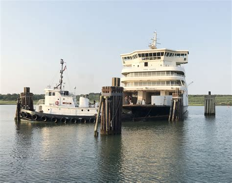 Boating Accident Gloucester by No More People Or Cars Just Fish For Cape May Ferry