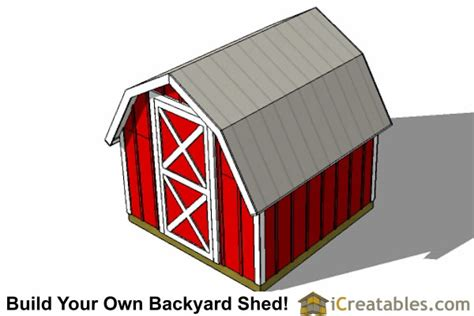 8x8 gambrel shed plans 8 shed plans