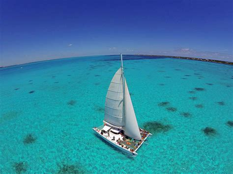 Catamaran Party Boat Cancun by Sea Passion Iii Catamaran Catamarans In Cancun Boats In