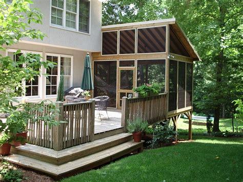 outdoor inspiring outdoor deck design with cozy chair for backyard ideas ideas for