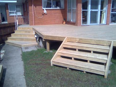 Deck Stairs Calculator Nz by Timber Steps Quotes