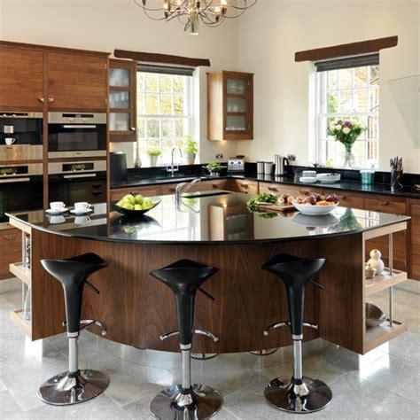 Take A Tour Around A Smart Walnut Kitchen  Housetohomecouk