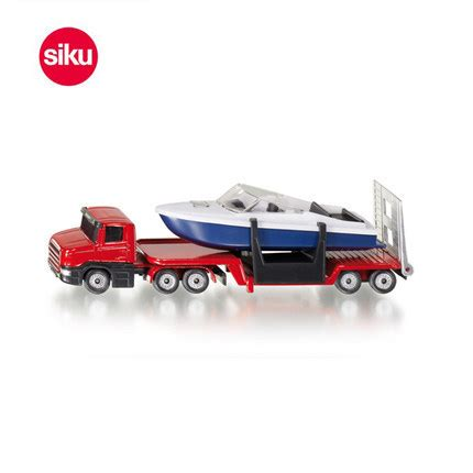 Toy Boat And Trailer Set by Toy Trucks With Trailers And Boat