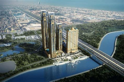 Tarzan Boat Dubai by Hilton Likely To Be Appointed Operator For Habtoor City