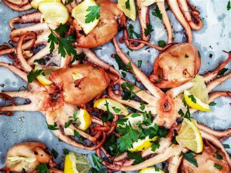 recettes de poulpes et ail