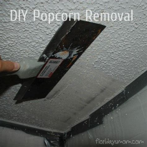 how to remove popcorn ceiling theres a strong chance