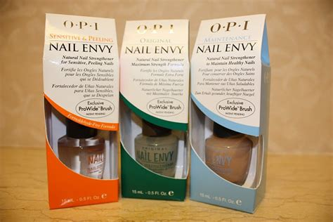 Opi Nail Envy How To Use#*^