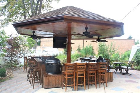 Outdoors Bar : Building Some Outdoor Kitchen? Here Are Some Outdoor