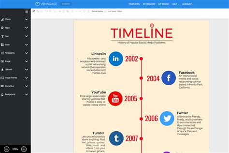 Create Your Timeline Infographic