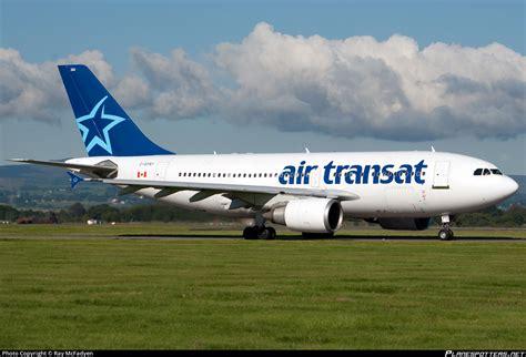c gtsy air transat airbus a310 304 photo by mcfadyen