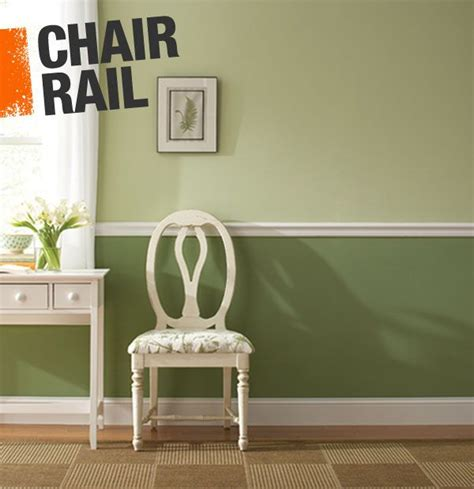 17 best images about kitchen chair rail on two