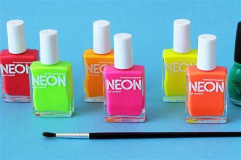 The Best In Neon Nail Polishes