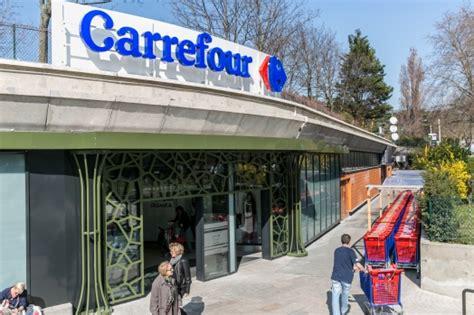 groupe carrefour gt groupe gt actualit 233 s gt le magasin carrefour d auteuil ach 232 ve sa transformation
