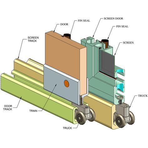 Boat Plug Screen by Boat Sliding Door Hardware Exact Replacement Slider Door