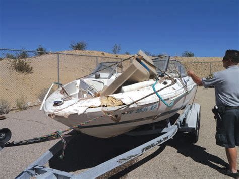 Boat Accident Yesterday by Investigators Suspect Alcohol A Factor In Lake Havasu Boat