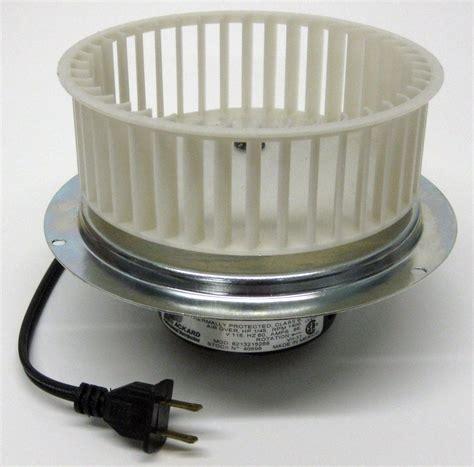 40696 vent bath fan motor blower wheel for 0696b000 nutone broan qt110 ebay