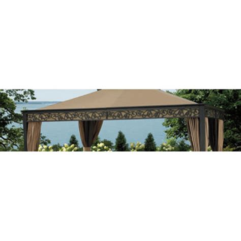 bjs wholesale 10 x 12 gazebo canopy replacement l gz106pal 1