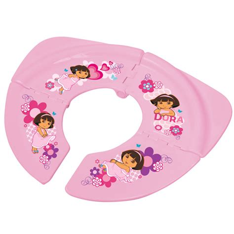 the explorer folding travel potty seat potty concepts