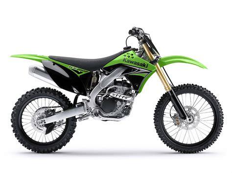 Kawasaki Kx250f (2009)