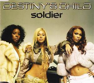 Destiny's Child - Soldier (CD) at Discogs