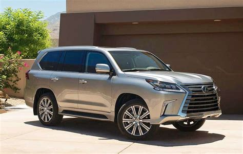 2019 Lexus Lx 570 Interior And Exterior  Just Car Review