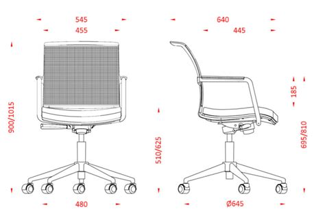 sport mesh back office chairs from laporta