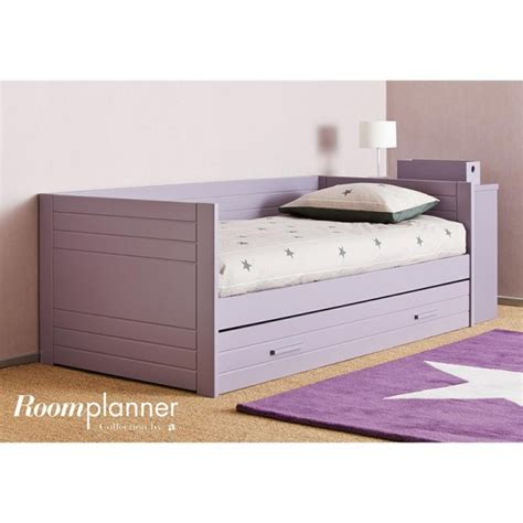 lit banquette enfant avec tiroir lit cometa 200 cm asoral ma chambramoi
