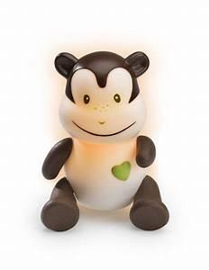 Nachtlicht Für Baby : pabobo lumilove nachtlicht affe f r babys und kleinkinder ~ Markanthonyermac.com Haus und Dekorationen