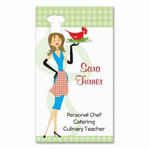 Business cards, Chefs and Cooking on Pinterest