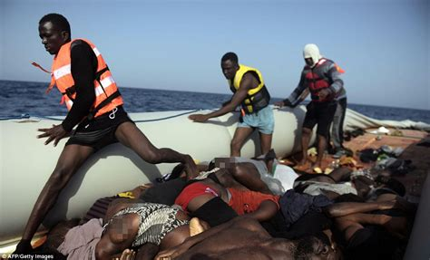 Boat Crew In Spanish by Migrants Found Dead In Ship From Libya To Italy In Latest