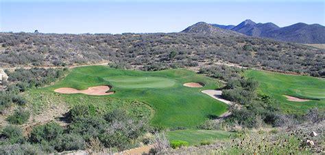 ridge prescott arizona golf course information
