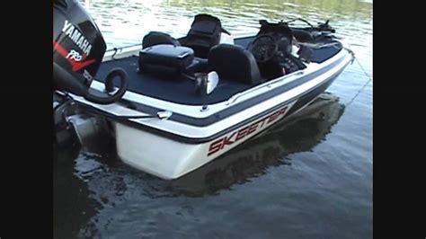 Skeeter Bass Boat Youtube by May 24 Skeeter Wmv Youtube