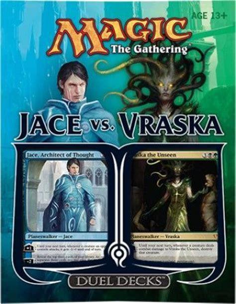 jace vs vraska duel deck mtg magic the gathering sealed product magic the gathering