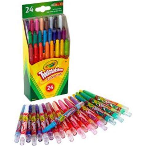 crayola bathtub crayons target crayola twistables crayons clear 24 pack crayons no