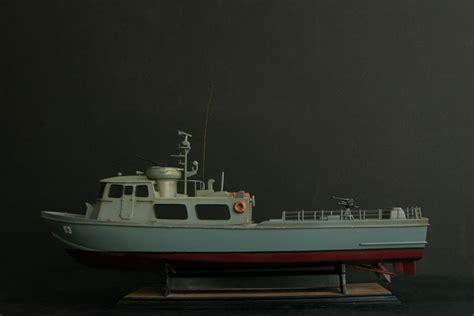 Navy Swift Boat Team by Patrol Craft Fast Swift Boat Model