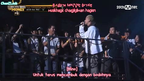 Mino Ft Taeyang  Fear (indo Sub) Youtube