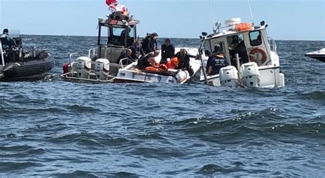 Bay Head Boat Crash by Mec F Expert Engineers 1 Dead 2 Injured After Two Boats