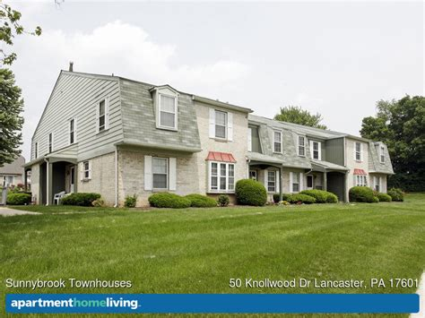 one bedroom apartments in lancaster pa sunnybrook townhouses apartments lancaster pa