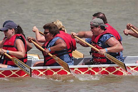 Houston Dragon Boat Festival by Free Houston Weekend Fun May 4 6
