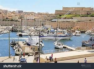 Marseilles France April 23 2016 Aerial Stock Photo ...