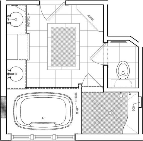 Master Bathroom Design Layout Ideas by 25 Best Ideas About Master Bath Layout On