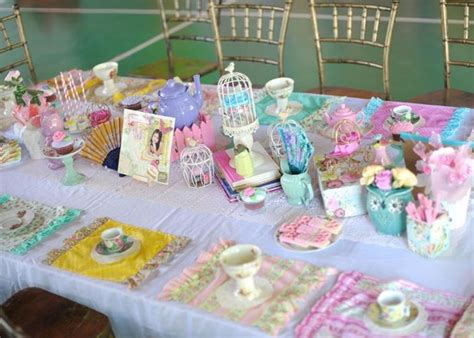 How To Host A Kids Tea Party Or A Classic One