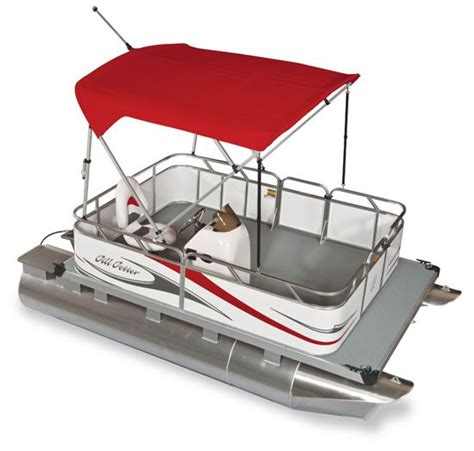 Small Toy Fishing Boats by Mini Pontoon Boat Gillgetter Pontoons Mini Compact Or