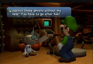 The Lab - The Luigi's Mansion Wiki - Ghosts, treasures ...