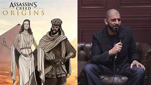 Assassin's Creed Origins - Ashraf Ismail on Lore ...