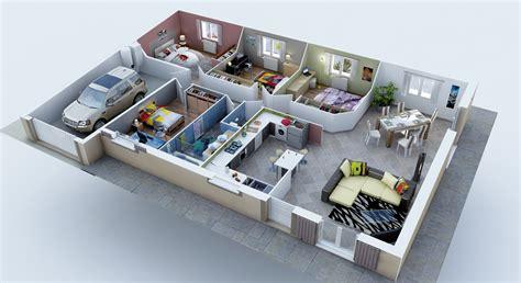 plans de maisons de luxe avec photos maison moderne