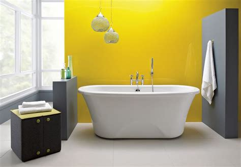 salle de bains jaunes 32 id 233 es pour une d 233 coration lumineuse